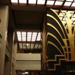 Inside shot of the Hoff Building