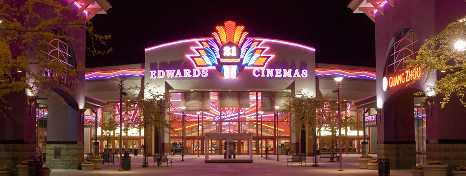 EDWARDS 21 CINEMAS MOVIE THEATER BOISE