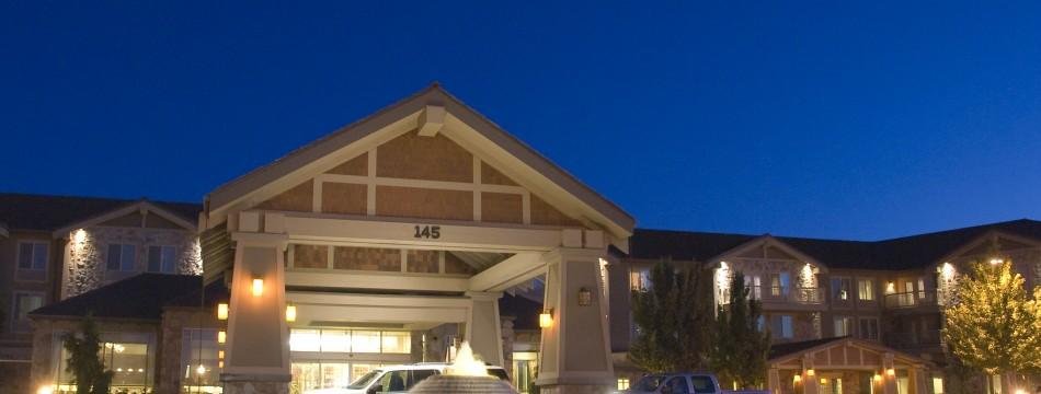 Hilton Garden Inn, Eagle