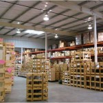 Warehouse at Dykman Electric