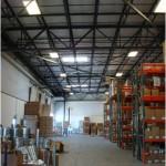Interior Shot of Keller Supply's Warehouse