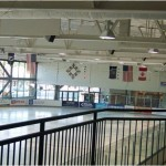 Inside Shot of the Ice Rink