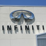 Bronco Motors Infiniti Sign